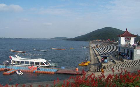 南京金牛湖风景区