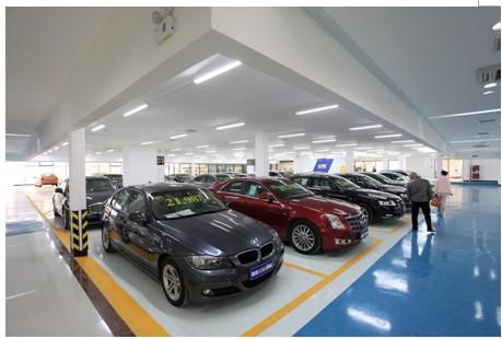 透视中国的二手车市场引领消费新风潮(组图)图片