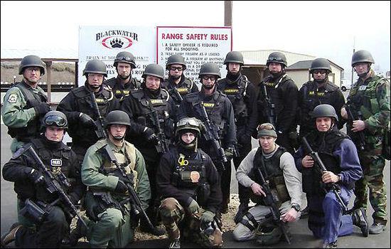 英媒 300名美国黑水公司佣兵或已进入乌克兰