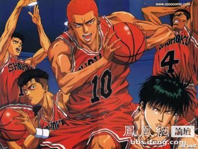 黑子的篮球 VS 灌篮高手 两大篮球神作大PK