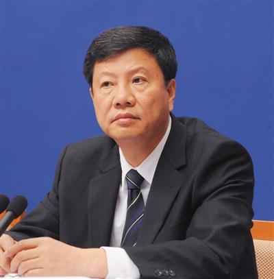 广州市市长陈建华。图/CFP