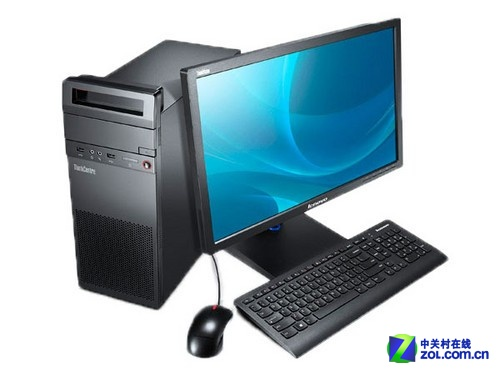 i5-4430S液晶独显 ThinkCentre E73低价