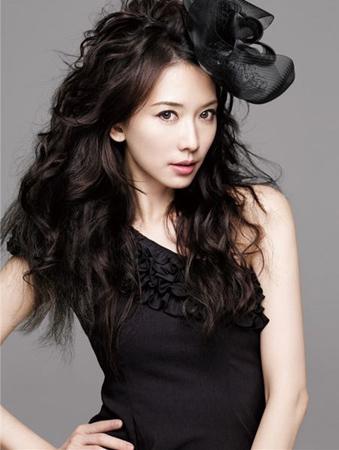 金秀贤台湾第一美女林志玲同台亮相