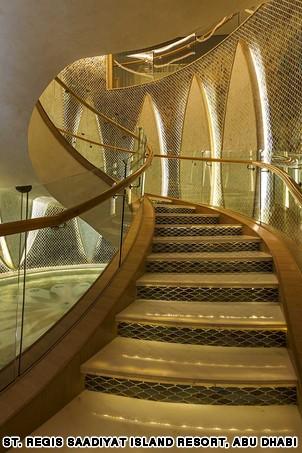 富豪的天堂 探访阿联酋最令人惊讶的酒店套房