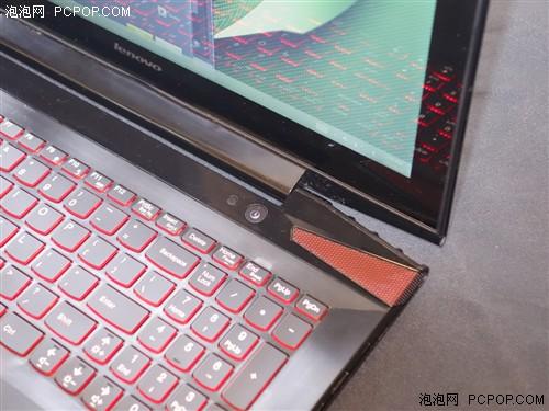 联想Y50采用超薄设计