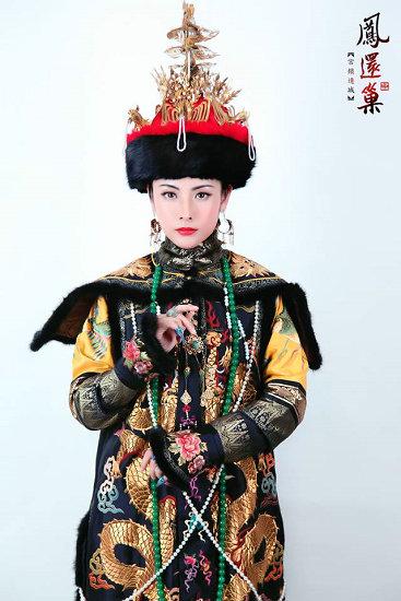 《宫锁连城》开播成谜 皇后杨明娜遭粉丝呼唤