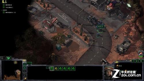 《星际争霸:虫群之心》游戏画面与帧数