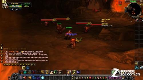 《魔兽世界:熊猫人之谜》游戏画面与帧数