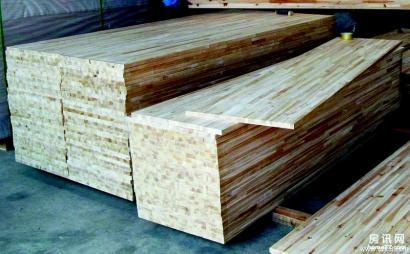 22个批次的细木工板