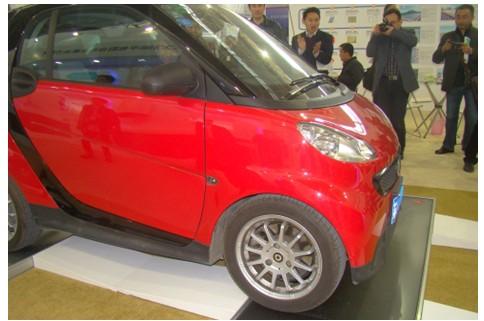 太阳能科技小制作小汽车