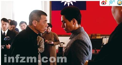 """蒋经国去上海平定物价是《建国大业》里为数不多的""""详写""""部分 图/中影集团"""