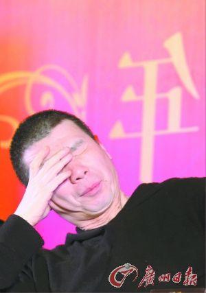 """冯小刚背负""""贺岁片之王""""之盛名已然太累。"""