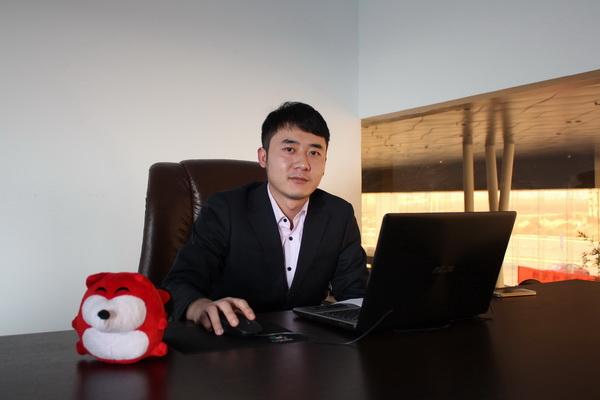 西安泽泰瑞钢汽车销售服务有限公司总经理 张磊先生