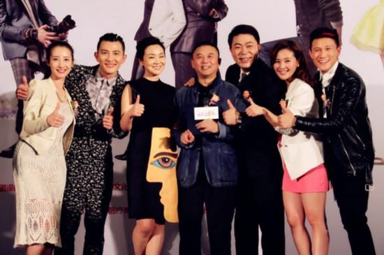 高亚麟自制自演《前夫求爱记》,夸尚敬是天才导演