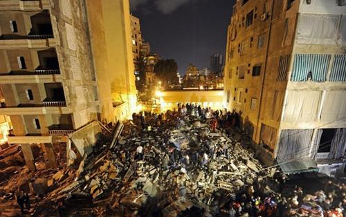 黎巴嫩饱受战争摧残