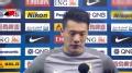 王大雷:没能拿下比赛很遗憾 对手踢得比鲁能好