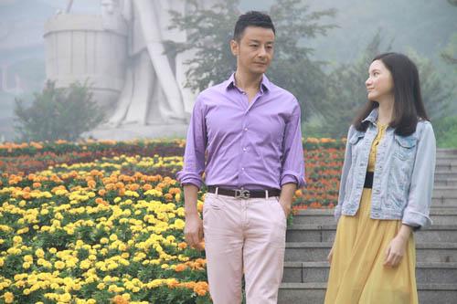 《蝶吻》首映 刘牧刘姝含夫妻档再上阵