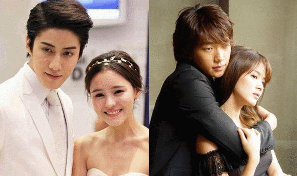 《来自星星的你》时,翻拍自2004年韩剧的泰国版《浪漫满屋》逐渐走红