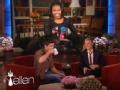 《艾伦秀第11季片花》奥巴马夫人录视频送艾伦生日祝福