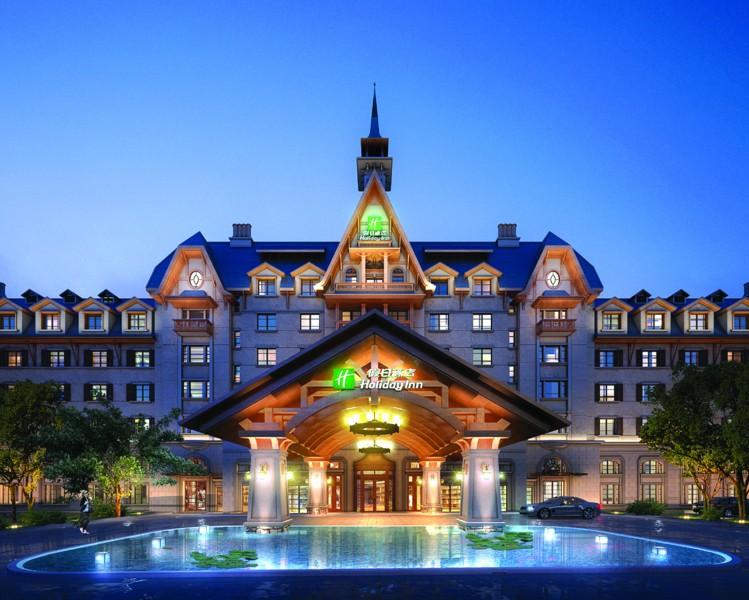 酒店北入口透视