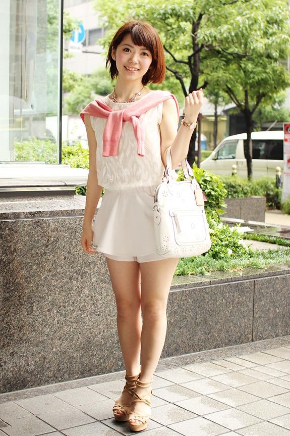 14 追手门学院大学; 日本大学街拍美女人气排行榜top25; 日本大学街拍