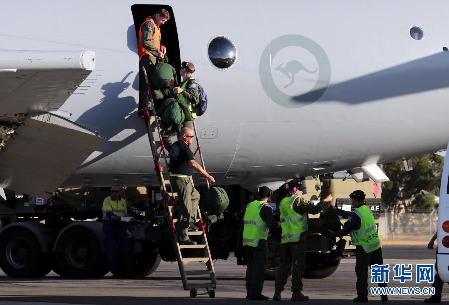 澳空军飞机未发现疑似马航失联客机碎片3月20日,澳大利亚海事安全局称,一架前往发现疑似马航失联客机碎片海域搜寻的澳空军巡逻机已经返航,由于能见度较差,飞机没有任何发现。新华社/路透