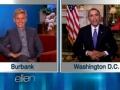 《艾伦秀第11季片花》S11E122 艾伦现场连线美国总统奥巴马