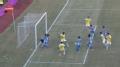 中超视频-查尔顿门前2米获良机 射门竟成解围球