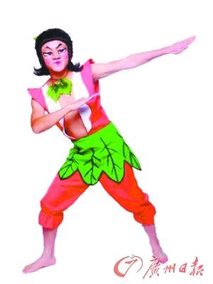 金刚葫芦娃真人_王祖蓝和谢娜早先在《百变大咖秀》中扮演过真人搞笑版葫芦娃和蛇精.