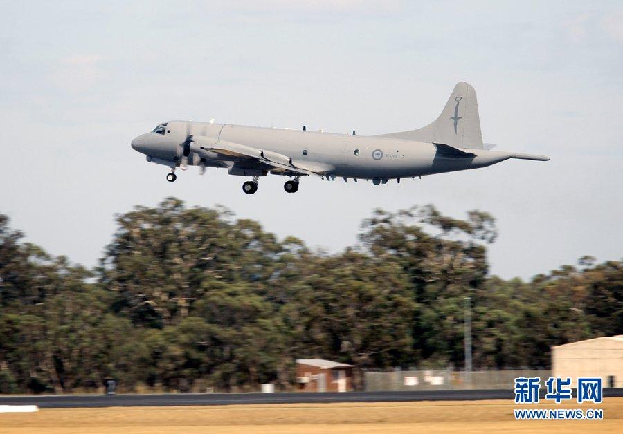 中澳新三国空军搜索MH370(高清组图)