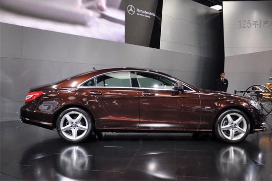 2014款奔驰cls350豪华版 降14万 高清图片