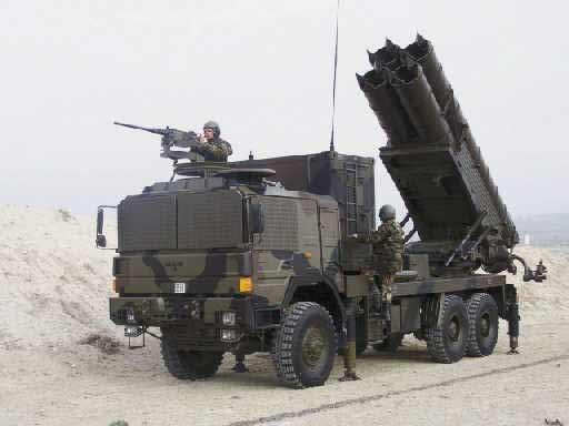 外媒:土耳其改进中国ws1火箭炮出口阿联酋非洲图片