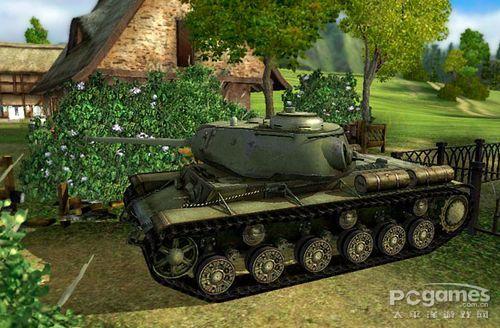 世界 坦克/KV/1: