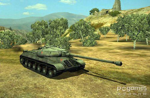 坦克世界大型练车攻略:苏系IS-7重坦线