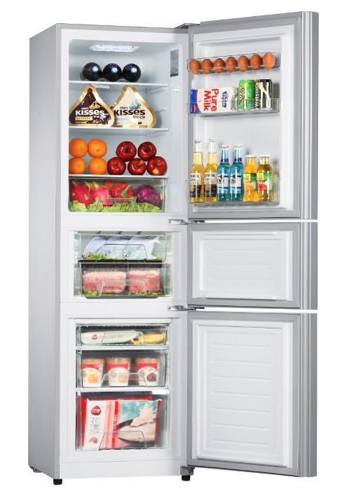 美 的冰箱智能匀冷 开启微霜保鲜时代