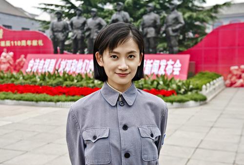 罗忆楠饰演江君玉