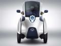 [海外新车]2015款丰田i-Road 电动概念车