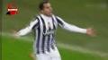 视频-特维斯双响炮阿毛里染红 尤文2-1胜帕尔马