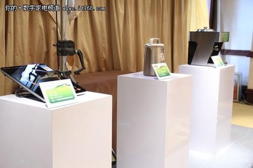 专家认证好品质 健康生活家电产品发布