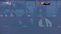 中超视频-佩兰现场观战目不转睛 无视周围交流