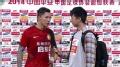 中超视频-张琳芃:状态依旧不好 做好抗韩准备