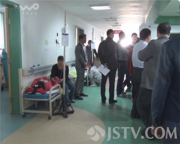 扬州江都6名学生食物中毒