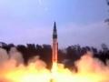印度试射中程潜射核导弹