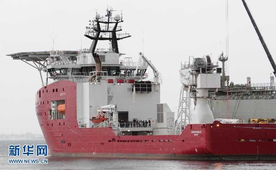 美国提供的黑匣子定位打捞设备将帮助搜寻马航失联客机