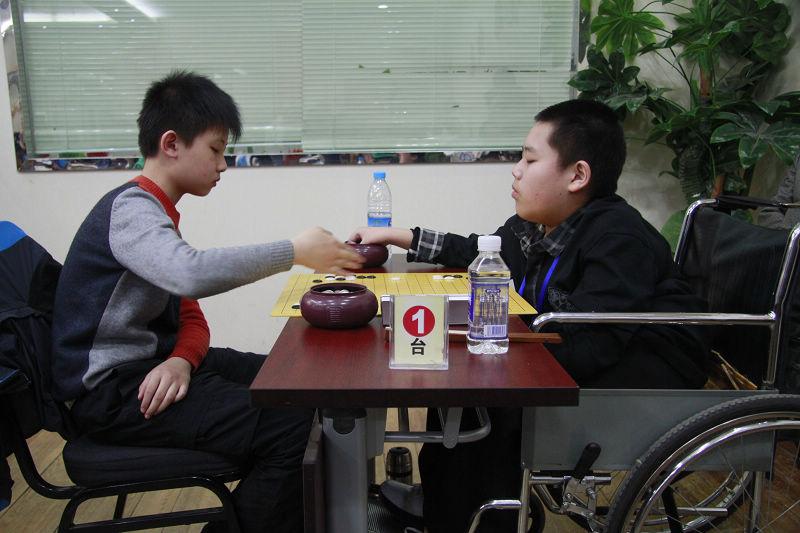青海省第十六届运动会首个比赛战罢(组图)