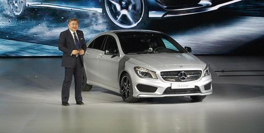 北京梅赛德斯-奔驰销售服务有限公司销售及市场营销执行副总裁段建军