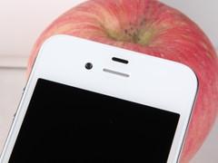苹果 iPhone4 白色 细节图