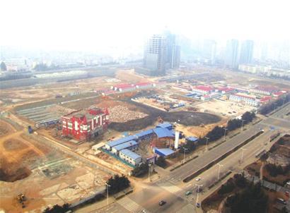 青岛国际啤酒城改造项目是青岛市重点工程项目,位于青岛市崂山区中
