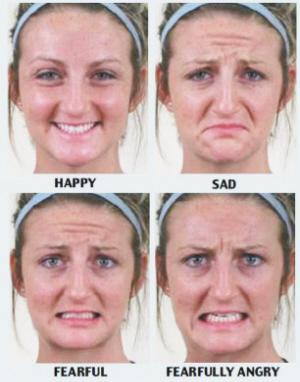 美国俄亥俄州立大学研究人员利用软件分析了230人的约5000张面部表情图片