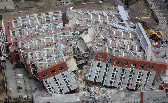 1级地震:盘点智利历史上的大地震(组图)